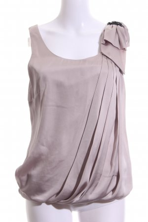 H&M Flounce Top lilac casual look