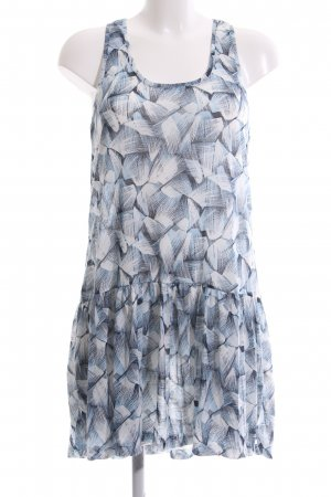 H&M Flounce Top allover print casual look