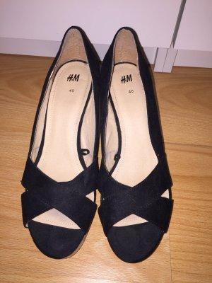 H&M Wedges Gr. 40