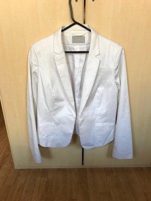 H&M weiß Blazer, Größe 40