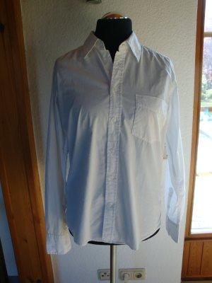 H&M Weiße Bluse, Gr. M