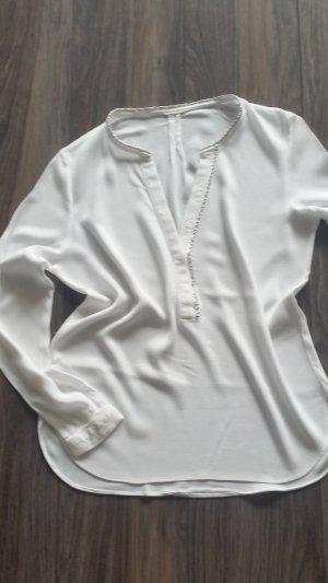 H&M weiße Bluse * neu * Gr. 36