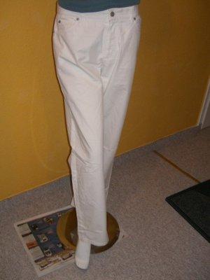H&M, weiße Hose, gr. 38