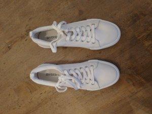 H&M - weiße Sneaker