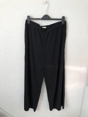 H&M Conscious Collection Pantalone palazzo nero