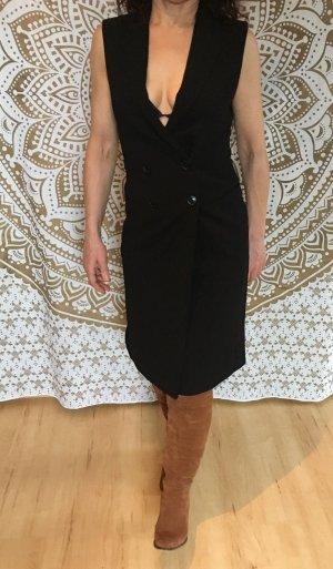 H&M Fringed Dress black