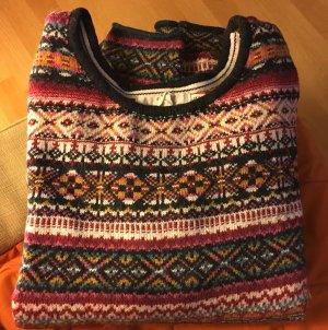H&M Winter Pullover im Norweger Look