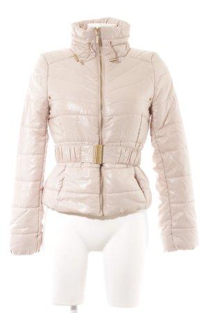 H&M Winterjacke creme Casual-Look