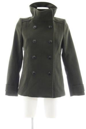H&M Winterjacke dunkelgrün