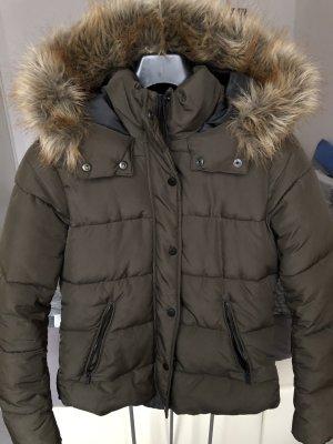 H&M Veste d'hiver kaki