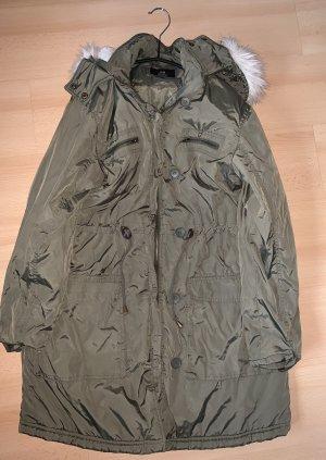 H&M Winter Coat khaki