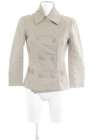H&M Blazer en laine beige style décontracté