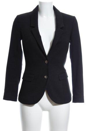 H&M Blazer en laine noir style d'affaires