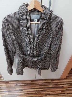 H&M Woll-Blazer mit Volants - Größe 38