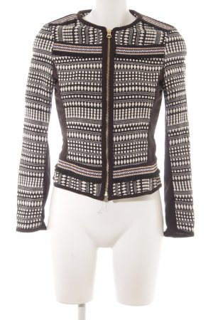 H&M Wolljacke mehrfarbig extravaganter Stil