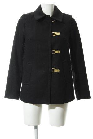 H&M Wollen Jack zwart elegant