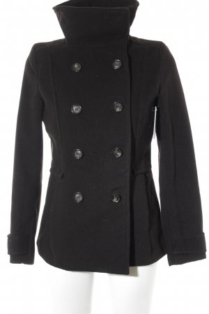 H&M Wool Jacket black elegant