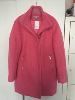 H&M Wollmantel pink 34 neu mit Etikett