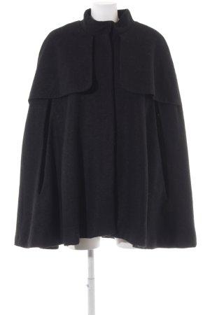 H&M Manteau en laine noir style d'affaires