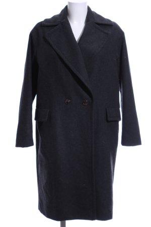 H&M Abrigo de lana taupe look casual