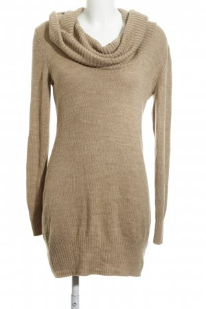 H&M Jersey de lana marrón estilo sencillo