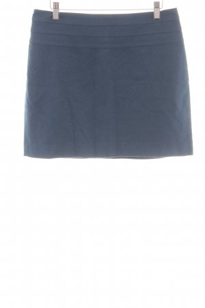 H&M Wool Skirt petrol business style