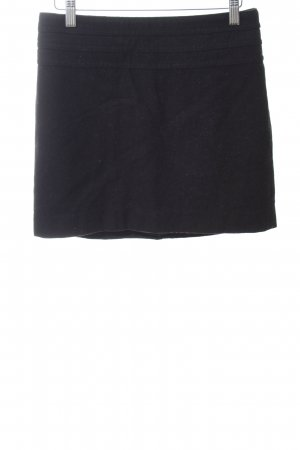H&M Gonna di lana nero stile casual