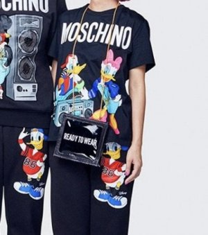 H&M x Moschino Kollektion *sold out*
