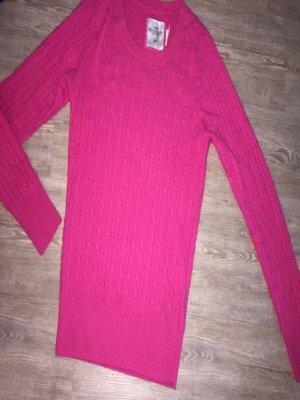H&M Zopfpullover logg pink Pullover Gr.M 38 top Damen
