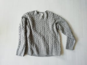 H&M Zopfstrick Pullover Pulli Strick Knit