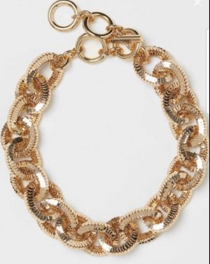 Moschino Gold Chain gold-colored