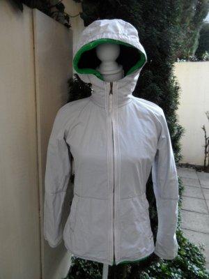 Outdoor Jacket light grey cotton