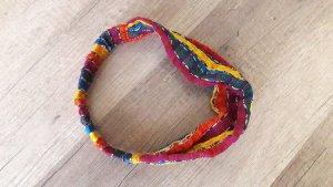 Haarband aus Mexiko Mexico Hippie Boho Festival Sommer Ethno Indie Streifen
