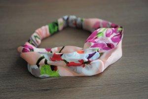 Haarband Blume NEU rose Haarschmuck Stirnband