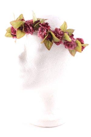 Haarband florales Muster Romantik-Look