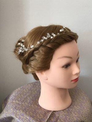 Haarband Haarschmuck NEU Hochzeit Braut Schleier