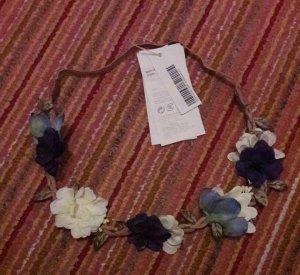 Haarband mit Blüten von H&M