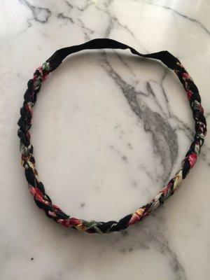 Haarband mit Blumenmuster NEU
