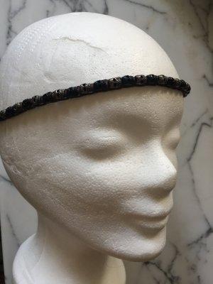 Haarband mit Totenköpfen NEU