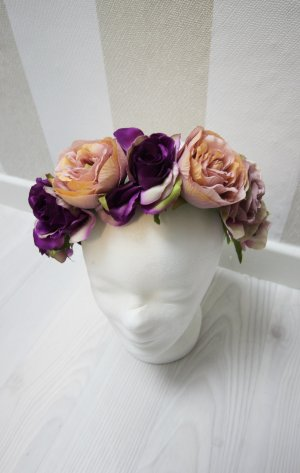 Haarband roze-lila