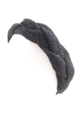 Ribbon black simple style