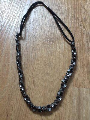 Haarband von Zara (silber/schwarz)