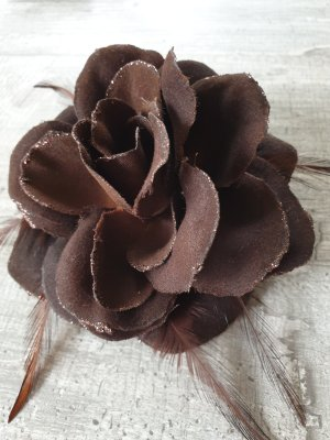 Hair Pin bronze-colored
