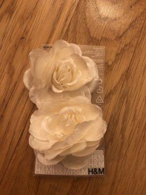 H&M Molletta per capelli crema-beige chiaro