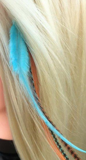 Molletta per capelli multicolore Pelliccia