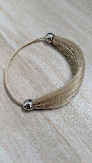 Haargummi Haare blond sehr guter Zustand 1x getragen