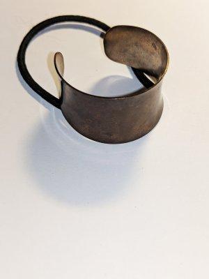 Nastro per capelli bronzo-nero Metallo