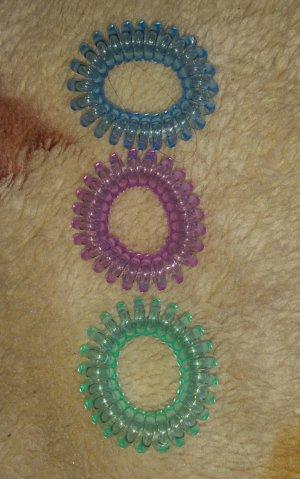 Haarband veelkleurig Polyester