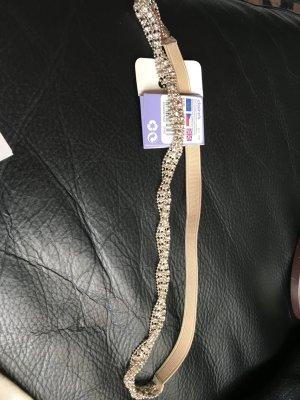 Claires Haarband veelkleurig kunststof