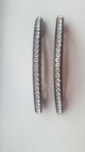 Haarklammern mit Swarovski Crystal